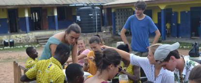 Gap Semester in Ghana